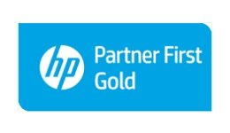 HP Gold partner Logo