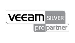 Veeam Silver partner logo